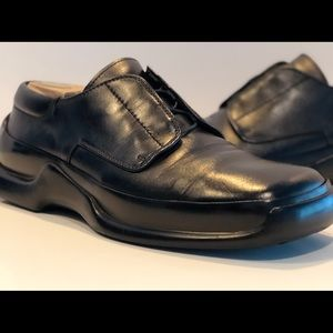 Prada Black Leather Lace Up Men's 43EU / 9.5US👍👍